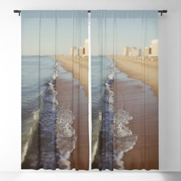Virginia Beach #1 Blackout Curtain