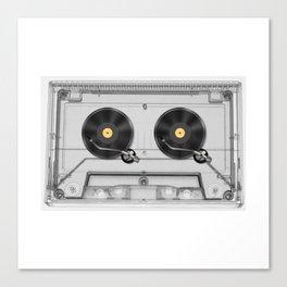 Mixtape vintage Canvas Print