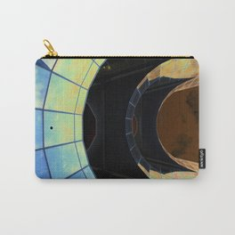 Southbank Building abstract Carry-All Pouch