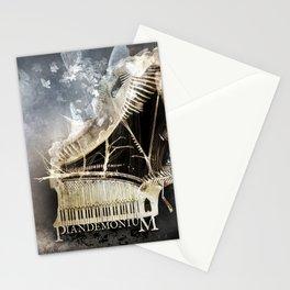 Piandemonium Stationery Cards