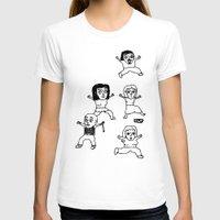 zombies T-shirts featuring zombies by szajmon / zawar