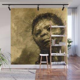 "Odilon Redon ""Cactus Man"" Wall Mural"