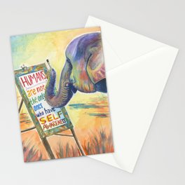 We Can't Forget [1/2]  Stationery Cards