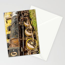 Derelict Train Stationery Cards