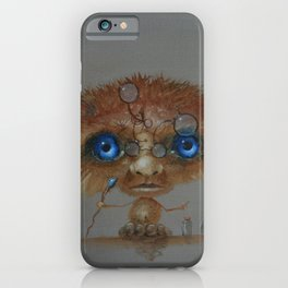Little Wizard iPhone Case