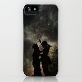 The Universe is Unfolding Perfectly  iPhone Case
