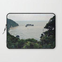 New Zealand Coast Laptop Sleeve