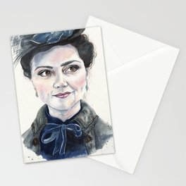 Clara Oswald Stationery Cards