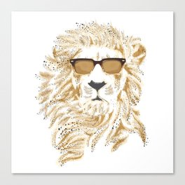 'king Cool Canvas Print