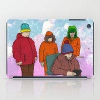 colorado iPad Cases featuring Colorado by Benk