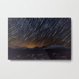 Colorado High Metal Print