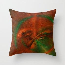 Vortex 56 Throw Pillow