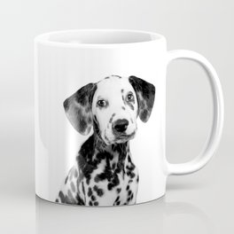 Dalmatian Puppy Coffee Mug