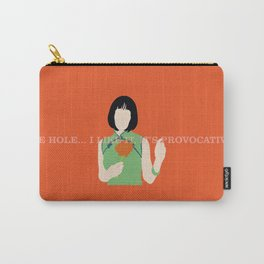 Pushing Daisies - Vivian Carry-All Pouch