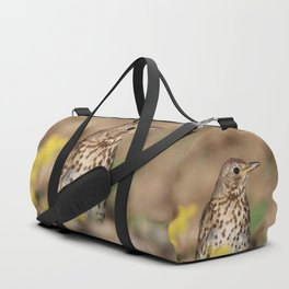 bird mannequin Duffle Bag