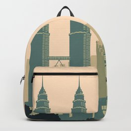 Kuala Lumpur Backpack