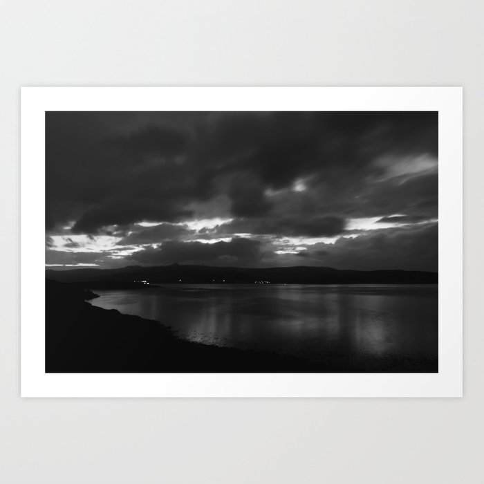 Raasay Sound Art Print