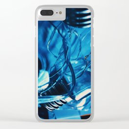Sparky | Clear iPhone Case