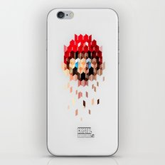 Crystal Mario iPhone & iPod Skin