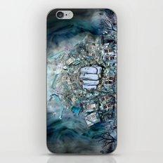 Violence iPhone Skin