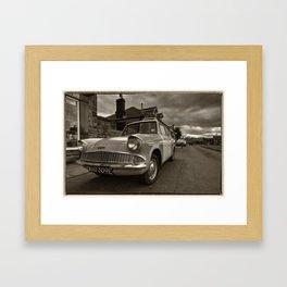 Ford Anglia Police  Framed Art Print