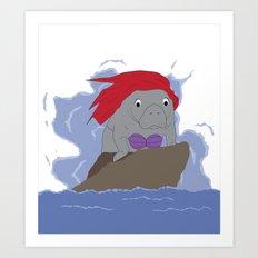 Sea Dreams Art Print