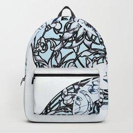 Festival yin yang Backpack