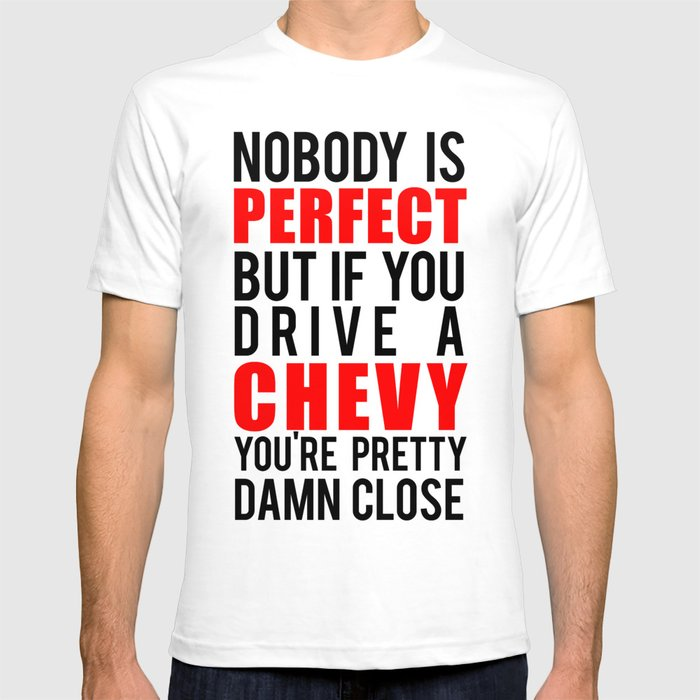 Chevy T Shirts >> Drive A Chevy T Shirt By Cesaref