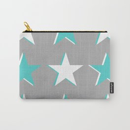 Twinkle Star (Light) Carry-All Pouch
