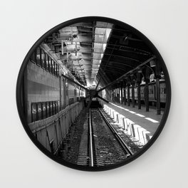 Outbound Wall Clock