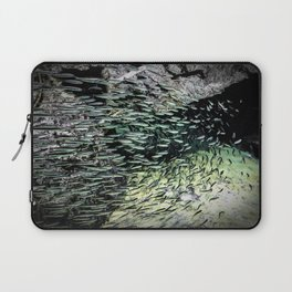 Shimmering Shoal Laptop Sleeve