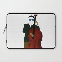 Bottom - A Celebration of the Bass Laptop Sleeve