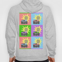 Let's warholize...and say cheese! Hoody