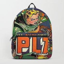Astronaut Girl Backpack