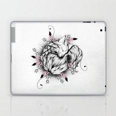 Little Fox Pink Version  Laptop & iPad Skin