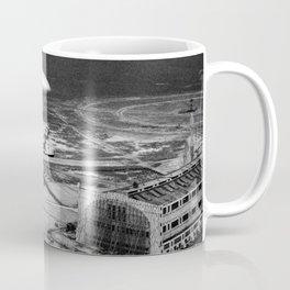 Zeppelin arrival over New Jersey Coffee Mug