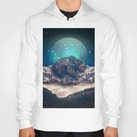 jazzberry Hoodies featuring Under the Stars (Ursa Major) by soaring anchor designs