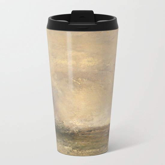 Turner's perfect Storm Metal Travel Mug
