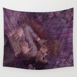 Magic Tales Series - Sleeping Beauty Wall Tapestry