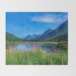 God's Country 4129 - Alaska Throw Blanket
