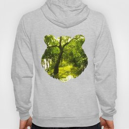 Tiger Forest Head Hoody