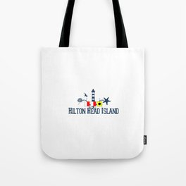 Hilton Head Island - South Carolina. Tote Bag