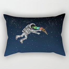 Spacetime Sadness Rectangular Pillow