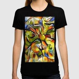 Colors of Tuscany - Tuscan Dreams T-shirt