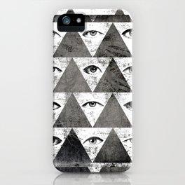Eyes iPhone Case