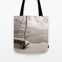 Lake Bohinj Tote Bag