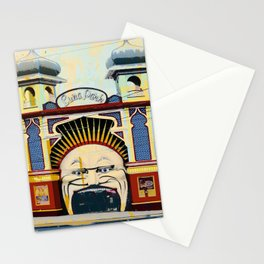 Luna Park in St.Kilda Stationery Cards