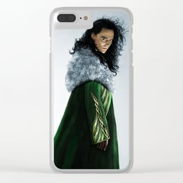 Loki - There Are No Men Like Me XIX Version II Clear iPhone Case
