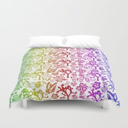 Joshua Tree ArcoBlanco by CREYES Duvet Cover