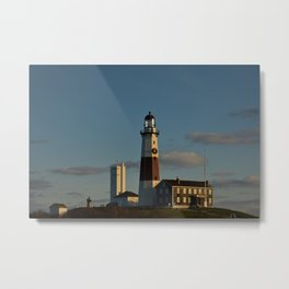 End of the Isle Metal Print